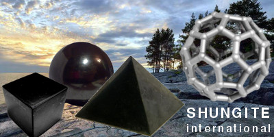 Shungite from Carelia
